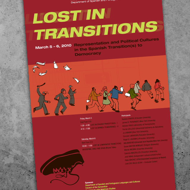 Lost in transitions